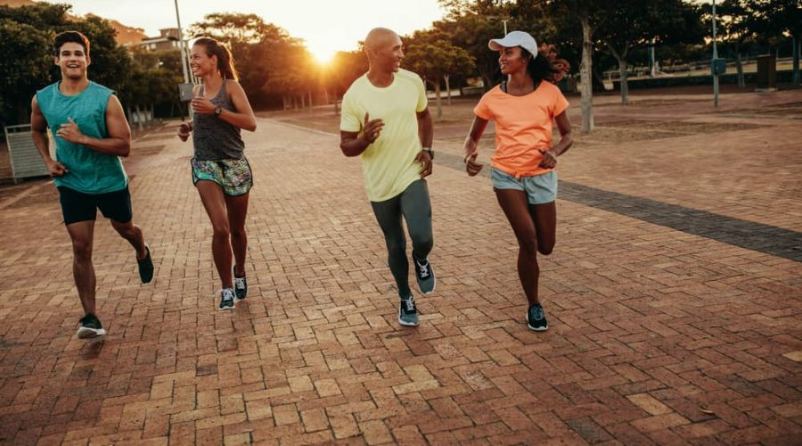 A Rosebank date to be won in Run/Walk For Life's weight-loss challenge